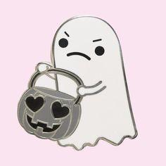 Lil Ghosty Pin