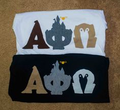 Harry Potter/Hogwarts themed letters