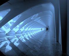 Milwaukee Art Museum, by Santiago Calatrava.