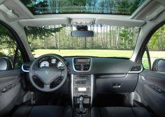 Car Peugeot207sw2008driver Seatdoor Handleclutchignitionhorndashbord Peugeot 207 SW (2008)