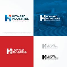 Howard Industries needs a fresh and updated logo Blues,Reds,Light neutrals,I liked how the hot air balloon was used as part of the company name.,I liked the bottom part of this logo: Relaxed Fun Radiant. Don't like this font.,I like the creative use of the carrier pigeon and how the pigeon was represented. It's different.,I liked the fresh version of the crown and how it looks like a paint splashing.,I think we call this a double entendre. I think a version of the this can be used as part of…