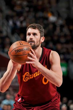 "When you re 6 10"" you can kinda do whatever you want Cavs · Cavs  BasketballBasketball PlayersKevin Love CavsCleveland ... 3a6ef6fa8"