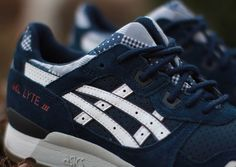 """Asics Gel Lyte III """"Plaid Tongue"""" Pack - Available - SneakerNews.com"""
