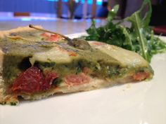 very French quiche...