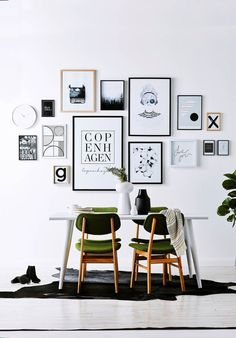 31 Hottest Wall Gallery Design Ideas For Perfect Wall Decor Photowall Ideas, Diy Casa, Inspiration Wall, Picture Wall, Photo Frames On Wall, Wall Decor Frames, Photos On Wall, Wall Frame Arrangements, Hang Photos