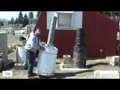 Energy Corps Montana ~ Building a Biochar Retort Kiln - Energy Corps member Michael Daniel explains how to build a Biochar Retort Kiln. He presents the benefits to using biochar as a soil amendment in a garden as well as various materials you can obtain on a budget.