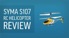 In this video I review the SYMA S107 RC Helicopter which is a fun toy.