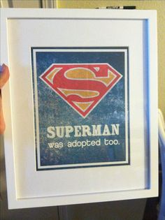 Adoption gift for an older boy