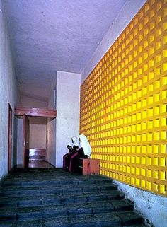 """Don't ask me about this building or that one, don't look at what I do, see what I see."" Luis Barragan"