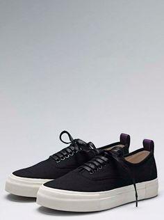 half off 73e67 48d7e Eytys - Mother Canvas - Black Svarta Sneakers, Skor Sneakers, Plattform  Sneakers