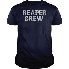 Sons Of Anarchy Reaper Crew T Shirts, Hoodies, Sweatshirts