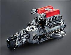 Ferrari Modena 360 engine - a work of art