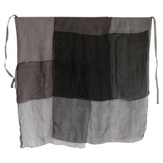 silk apron skirt by Maison Martin Margiela
