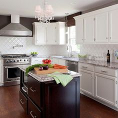 Kitchen Bianca Antico Design, Pictures, Remodel, Decor and Ideas