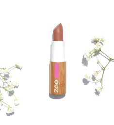 Zao lipsticks are highly moisturizing & nourishing made with natural, toxic-free ingredients. Enriched with cocoa butter, apricot, & jojoba oil and pomegranate extract to give you soft, healthy lips all day! Matte Lipstick, Lipsticks, Beauty Boost, Pomegranate Extract, Organic Makeup, Jojoba Oil, Cocoa Butter, Moisturizer, Natural