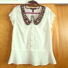 Spotted while shopping on Poshmark: New Jessica Simpson Top! #poshmark #fashion #shopping #style #Jessica Simpson #Tops