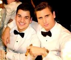 rob kardashian and scott disick, the whole reason I watch kuwtk these two are hilarious