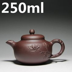 Porcelain Teapots 250ml Chinese Purple Clay Mud Teapot Oriental Tea Pot Yixing Zisha Authentic Pottery China Tea Sets Kettle