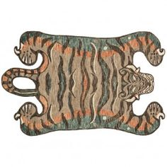 Feroz Rug - Berry | Loloi FEROFER-04BY00 Home Rugs, Animal Design, Berry, Area Rugs, Josef Frank, Animals, Vintage, Patterns, Decor