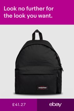 5579fa529dc Eastpak Bags Clothes, Shoes & Accessories #ebay Drawstring Backpack,  Eastpak Bags,