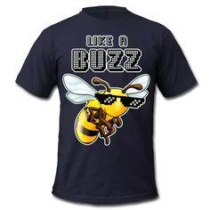 New design from MayheM-7 http://www.mayhem-7.com/kids/  #Bee #Funny #Buzz #Cool MayheM-7 - High Quality Apparel #MayheM7 #MayheM #Shirt #Apparel #Tshirt #Cloths #TankTop #Hoodie #Fashion #Art #Retro #Pixels #Geek #NerdDesign #Unique #ClassicGaming Facebook: https://www.facebook.com/mayhem7shop