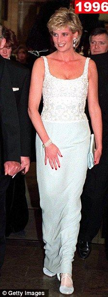 Princess Diana's favourite designer Catherine Walker dies aged 65 after cancer…