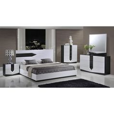 Felicity Bedroom Set W Jeremaine Bed White Bedroom Ideas