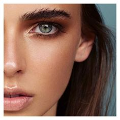Eye Polish ❤ liked on Polyvore featuring beauty products, makeup, cream eye makeup, polish makeup, gloss cosmetics, mineral makeup and glossier makeup