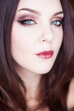 Årets färg 2015 - Marsala make-up Marsala, Kevin Murphy, Face Primer, Anastasia, Mario, Blush, Make Up, Beauty, Style