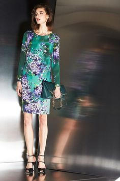 Escada Dress.   Vivaldi Boutique NYC has the Escada Fall 2014 Fashion Collection. Visit Vivaldi-NY.com to purchase this beautiful item online or call us at (212) 734-2805. #escada #fashion #women #style