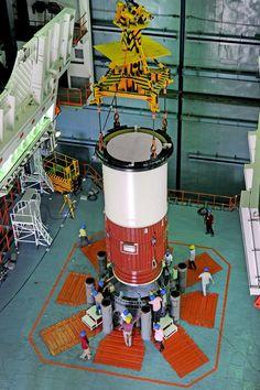 GSLV-F08/GSAT-6A Mission