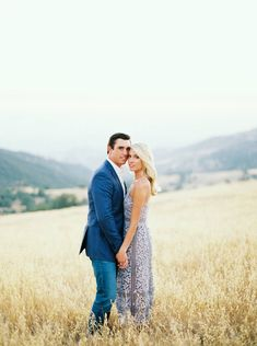 California engagement drenched in golden sunlight via Magnolia Rouge