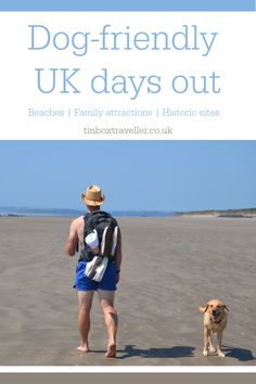 [AD] Looking for an adventure with your four-legged friend? Here's some tried and tested days out with dogs from our travels in the UK including beach days, historic sights and family attractions that welcome pets Dog Travel, Family Travel, Travel Plan, Travel Tips, Days Out With Kids, Family Days Out, Travel Insurance Quotes, Dartmoor National Park, Family Adventure