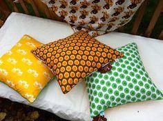 Blafre cushions & pillows