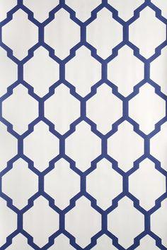 Tessella BP 3604 - Wallpaper Patterns - Farrow & Ball