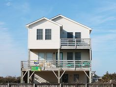 For the best of the Outer Banks visit Nana's Bananas! This amazing beach house has everything your family could want for an OBX vacation. With added features such as a private pool, tiki area, hot tub and game room, there is sure to be delight in vacationing in this Nags Head vacation rental. This home presents a comfortable atmosphere that is impossible to refuse, allowing plenty of space for the family to spread out. Another convenience at Nana's Bananas is the ocean access is only