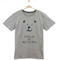 T-shirt męski Q61G036_1