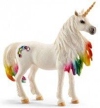 Rainbow Unicorn Mare Schleich Bayala figurine | MiniZoo