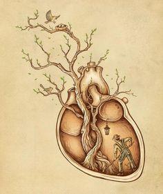 Vive corazón .......