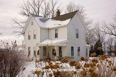 bucks county 1920s farmhouse - Google Search