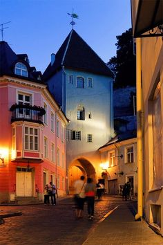 Aina kaunis Tallinna