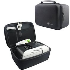 EVA Hard Travel Carrying Storage Bag Case For Samsung Gear VR Galaxy S6 S6 Edge S6 Edge Plus Note 5 VR Virtual Reality Headset 3D Glass Gamepad Game Controller Kit Hard Shell Storage >>> Details can be found by clicking on the image. (This is an affiliate link) #VirtualRealityHeadsets