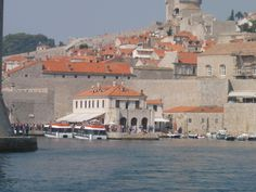 Harbour of Dubrovnic