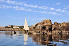 Egypt - Asuan, River Nil