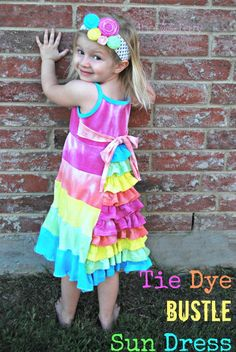 beautiful girls dresses tutorial - Google Search