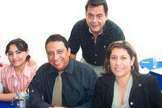 Convivencia entre maestros de la DCSA.