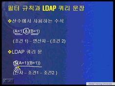 ex0608 LDAP 쿼리 문장