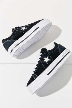 1d9cdc97dcf3 Converse One Star X MadeMe Suede Platform Sneaker Suede Converse