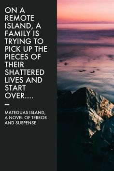 On a remote island, a family is trying to pick up the pieces of their shattered lives and start over....