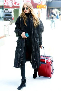 Cabin Crew Members Reveal Their Tips for Packing the Perfect Carry-On via @WhoWhatWearUK